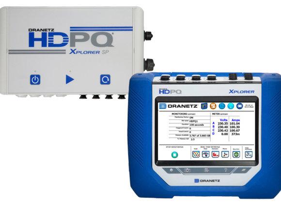 Dranetz HDPQ® Xplorer