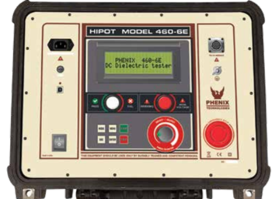 Smart DC Hipot 460-6E