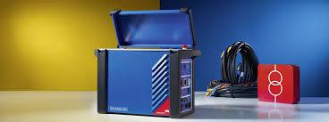 TESTRANO 600 - Sistema de Teste Trifásico para Transformadores de Potência