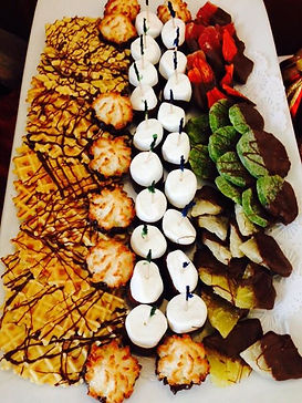 Assorted Chocolate Dipped Treats