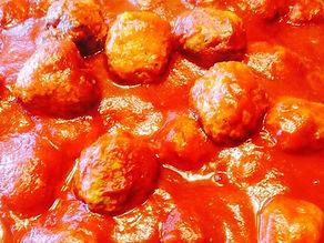 Petite Meatballs: Choice of Swedish, Marinara, Sweet and Sour, or Teriyaki