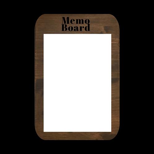 Fitness Planner/Memo Board