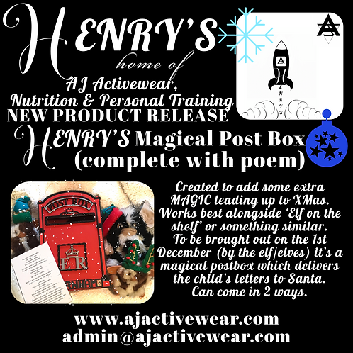 Henry's Magical Post Box