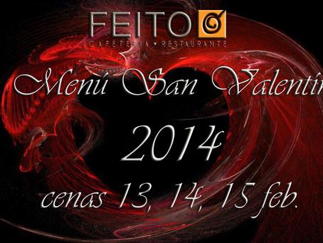 San Valentín 2014