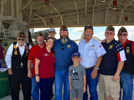 433rd Air Wings Family Day