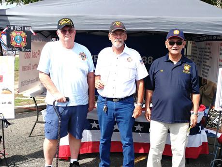 VFW Post 688 at Market Days