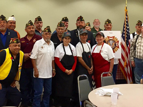 August 20, 2017 District 13 Instruction Day Hosted by VFW Post 688