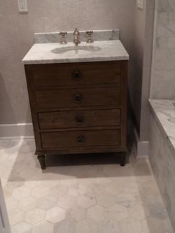 Carrara Vanity Top