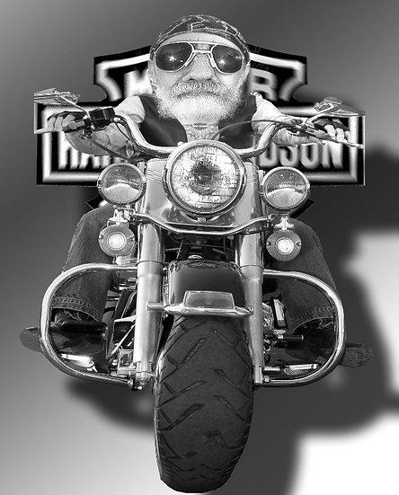 Harley Dude