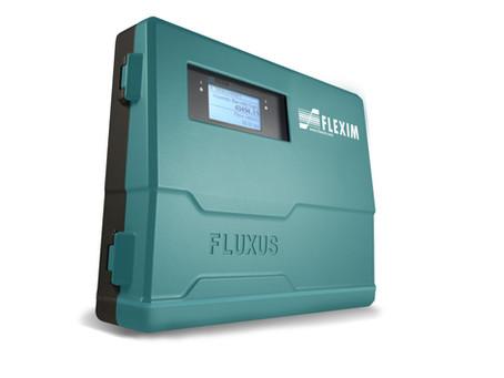 Flexim Sets the Standard Again