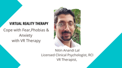 Overcome Fear & Phobias with VR Therapy