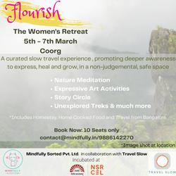 Flourish - The women's retreat
