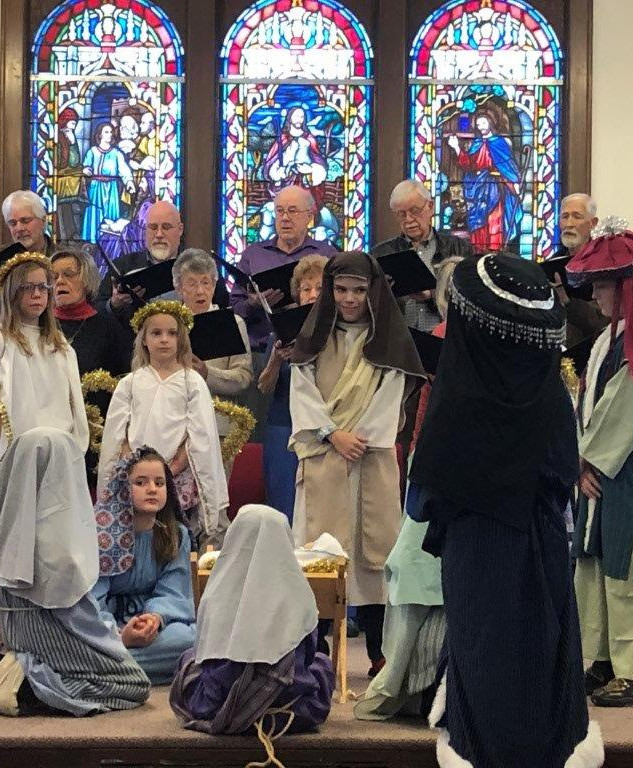 Children, choir at Christmas 2019.jpg