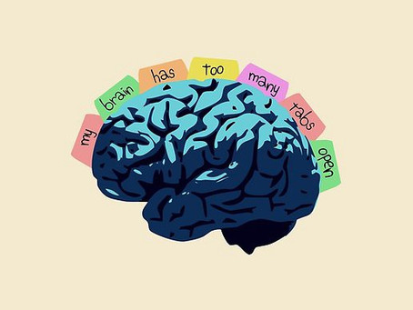 How Many Tabs are Open in Your Brain? - A Poem