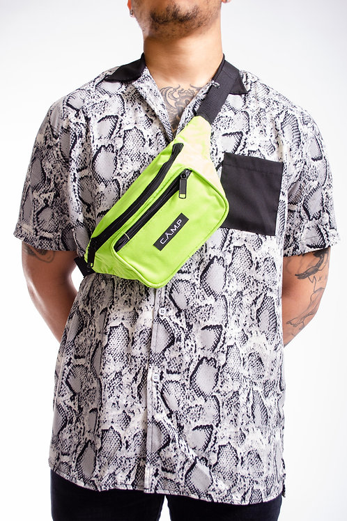 C.A.M.P. Neon Cross Body Bag