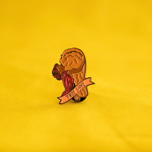 Chicken Lover Pin