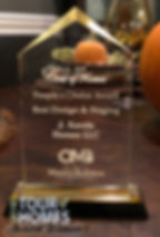 2018 People's Choice Award