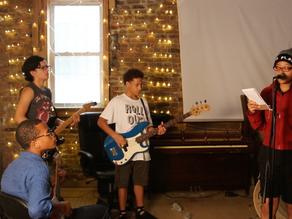 JAX Community Potluck & Fundraiser w/ Music and Media Art