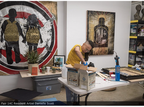 Hudson Reporter: Art House Celebrates Artists with Disabilities for Virtual Access JC Fridays