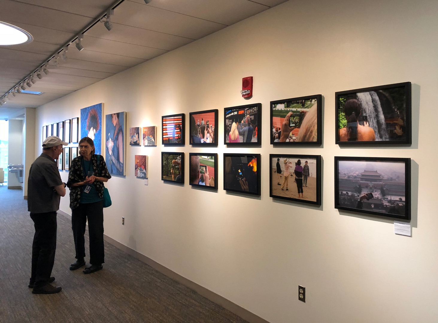 Fine Arts Gallery at St. Peter's University