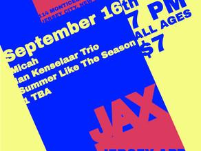 Ian Kenselaar Trio // Micah // Summer Like The Season [MI]