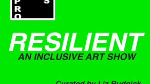 Pro Arts Jersey City presents RESILIENT
