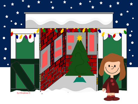 Project Greenville: Winter Wonderland: Market Edition!