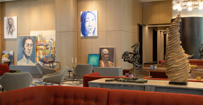 Panepinto Galleries presents Canopy by Hilton Art Collection