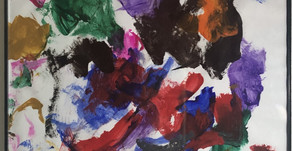 June 2020: Art House Gallery presents: Kelly Ann Burns, Abstract Expressionism