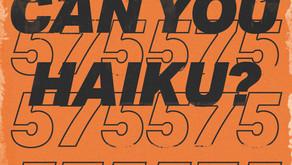 Pro Arts Jersey City: 5 7 5 Can You Haiku?