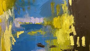 DVORA Gallery presents Jocelyn Fine Paintings/Rainbow Thursdays Artists