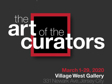 March 2020-VILLAGE WEST GALLERY Pro Arts Jersey City.