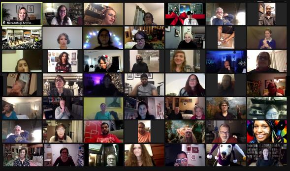 Virtual JC Fridays Dec 2020 Screen Shot