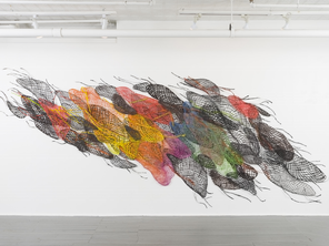 NJCU Galleries: Surface Tension by Amanda Thackray