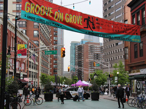 HDSID presents Groove on Grove