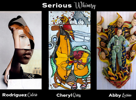 Fine Arts Gallery at Saint Peter's University presents Serious Whimsy