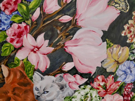 SILVERMAN & The Majestic Theatre Condominium Association Present: Floral & Fauna Teacher As Artist