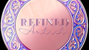 Refined Artist presents Acrylic Paintings and Graphic Design Prints