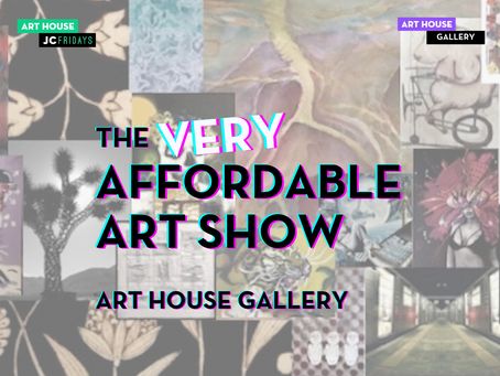 Art House Gallery: The Very Affordable Art Show
