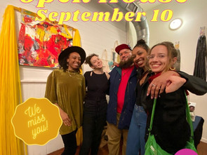 SMUSH Gallery Open House