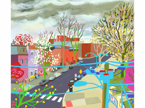 Open Studio: Artist Ben Fine