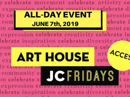 June 2019: ACCESS JC Fridays