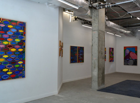 The Art Project at Dvora Pop-Up Gallery Presents David W. Cummings and Beatrice M. Mady