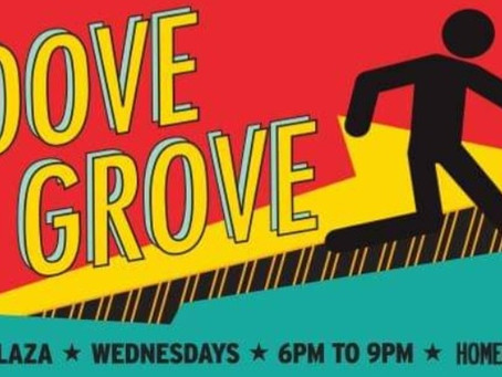 Sept. 2019 GROOVE ON GROVE at the Grove St. Plaza
