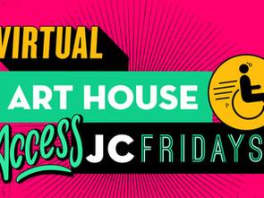 Hudson Reporter: Art House Announces Lineup for Virtual Access JC Fridays on June 5