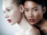 Two Female Models