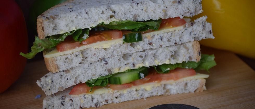 Gluten Free Mature Cheddar Salad