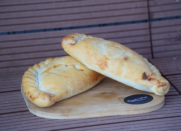 Cornish Cheese and Bacon Pasty