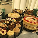 Cake Menu from