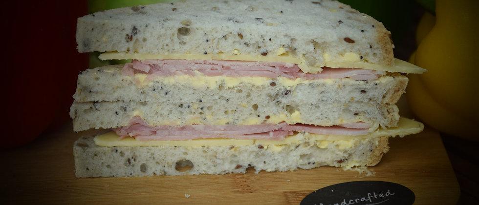 Gluten Free Ham and Cheese (s&c)